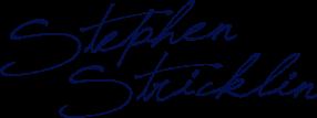 Stephen Stricklin